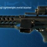 Poster E-11 Blaster v2